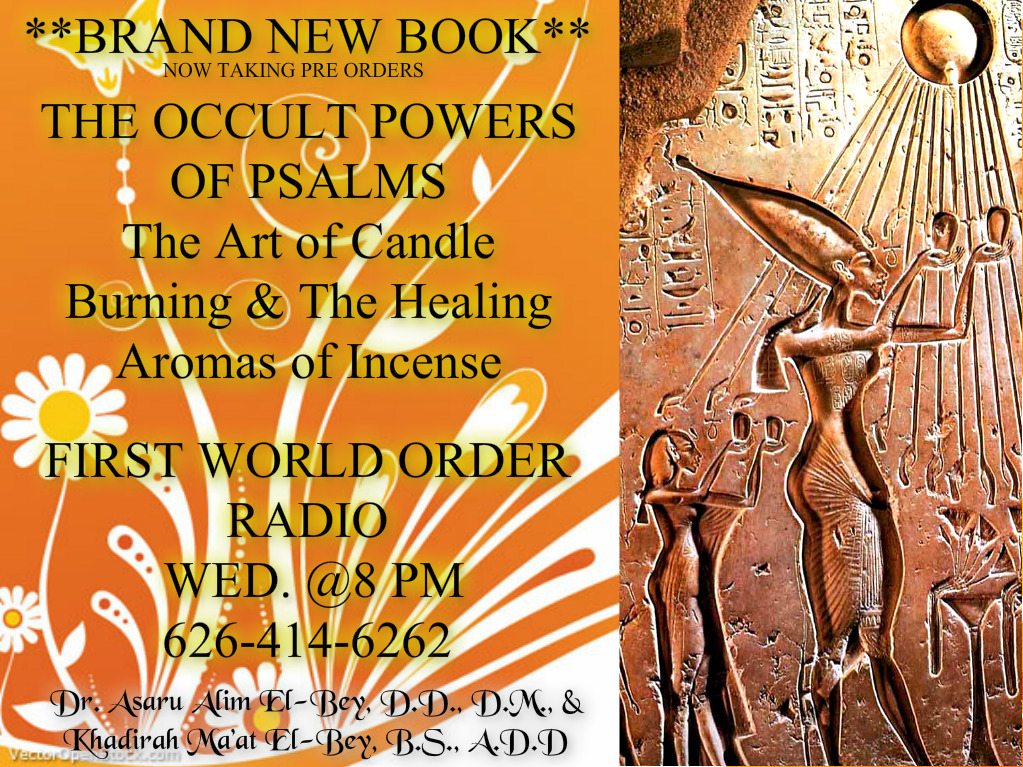 Occult Powers of the Living Psalms