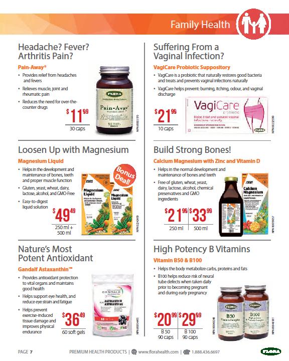 Flora Spring Flyer Sale Page 7