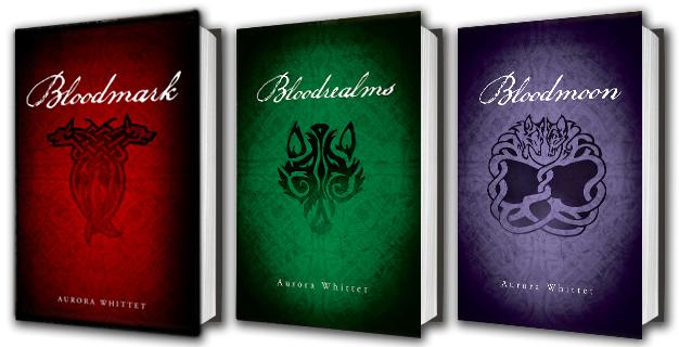 Bloodmark Saga Trilogy by Aurora Whittet
